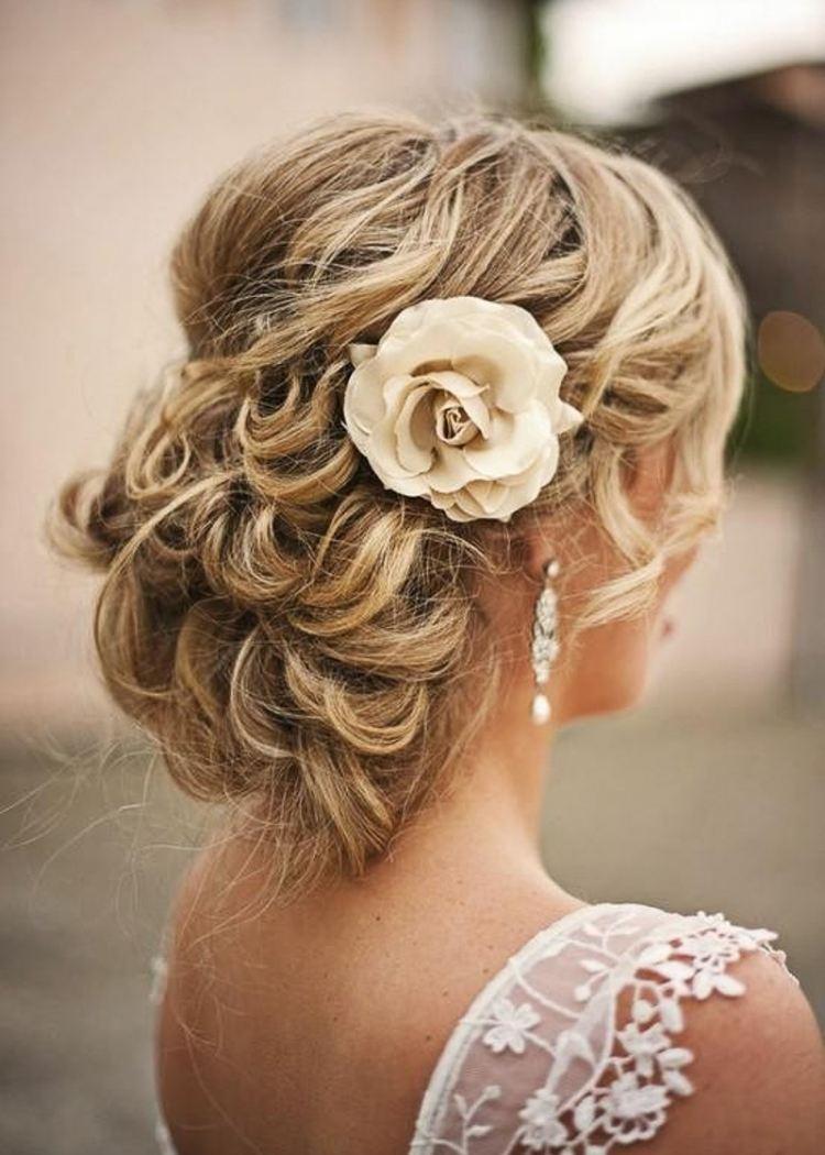 Très Quelle coiffure choisir pour un mariage quand on est invité  WT92