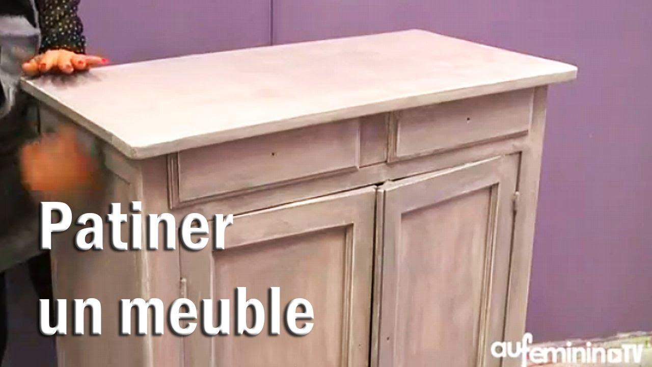 comment ceruser un meuble en bois. Black Bedroom Furniture Sets. Home Design Ideas